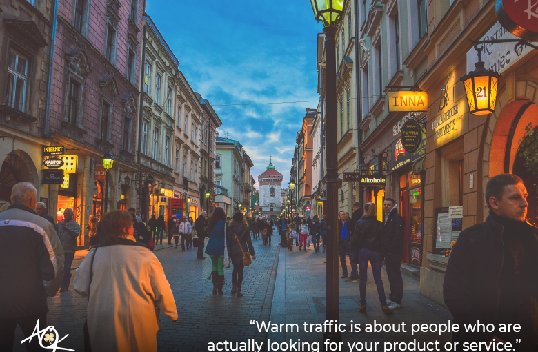 How To Target Warm Traffic
