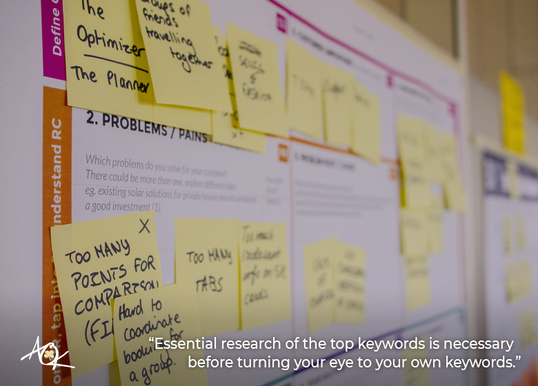 How To Research Top Keywords
